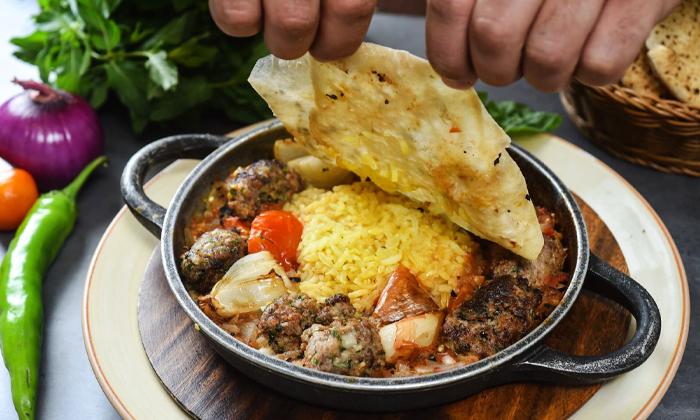 8 ארוחה זוגית במסעדת השף דיאנא, נצרת