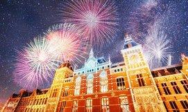אמסטרדם, כולל חנוכה וסילבסטר