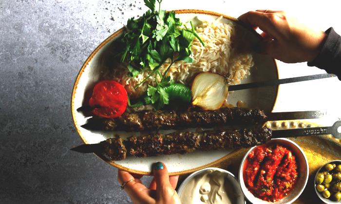4 ארוחה זוגית במסעדת הלבנטיני, בן יהודה תל אביב