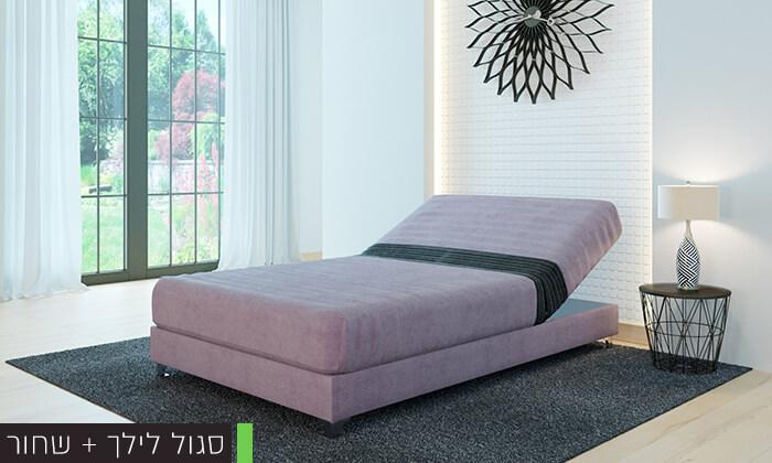 11 מיטה אורטופדית ברוחב וחציRAM DESIGN