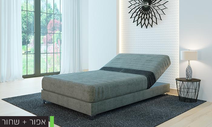 5 מיטה אורטופדית ברוחב וחציRAM DESIGN