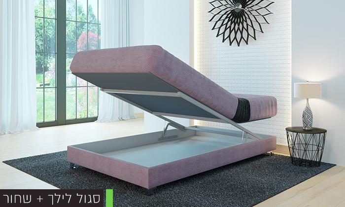 10 מיטה אורטופדית ברוחב וחציRAM DESIGN