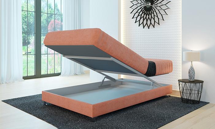 2 מיטה אורטופדית ברוחב וחציRAM DESIGN