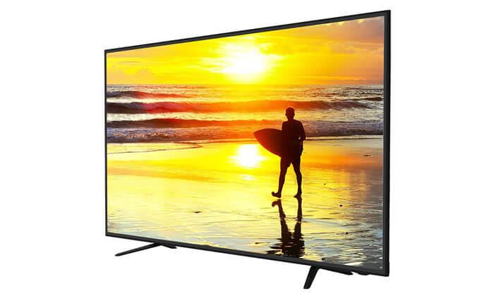 2 חגיגת Black Friday - טלוויזיה SMART 4K PROSONIC, מסך 65 אינץ'