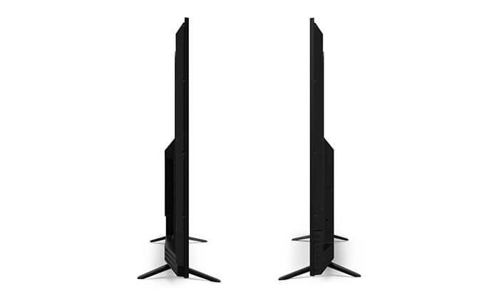 3 טלוויזיה SMART 4K PROSONIC, מסך 65 אינץ'