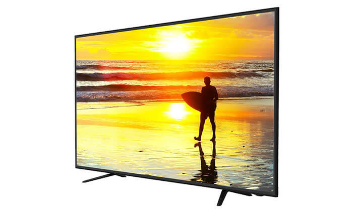 4 טלוויזיה SMART 4K PROSONIC, מסך 65 אינץ'