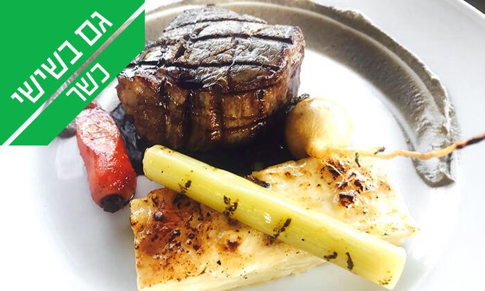 10 ארוחה זוגית מרוקאית במסעדת טרומפטה הכשרה בקריית ביאליק