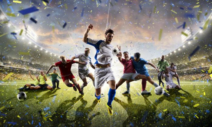 4 משחקי כדורגל 2018 בברצלונה