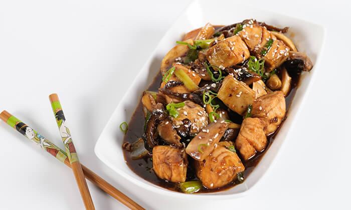 5 ארוחה אסייתית במסעדת China Bay, טיילת לואי חיפה