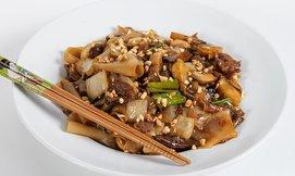 ארוחה אסייתית ב-China Bay