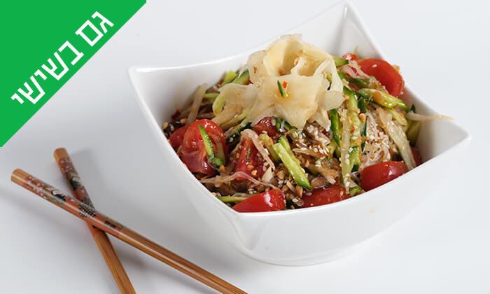 6 ארוחה אסייתית במסעדת China Bay, טיילת לואי חיפה