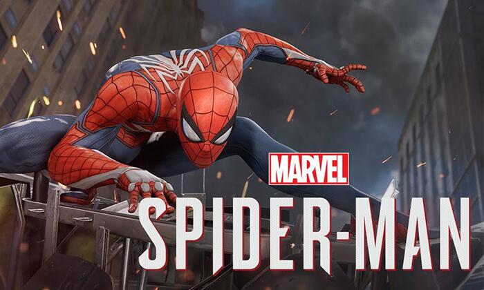 2 משחק Spider Man ל-PS4 - משלוח חינם!