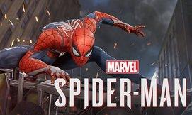 משחק Spider Man ל-PS4