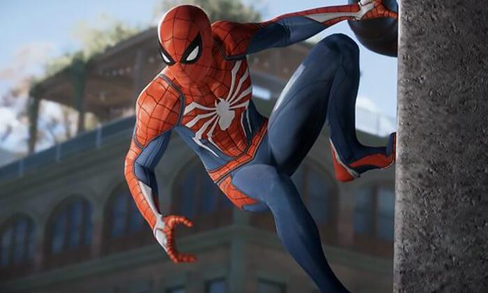 3 משחק Spider Man ל-PS4 - משלוח חינם!