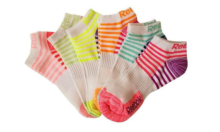 14 18 זוגות גרביים לנשים Reebok