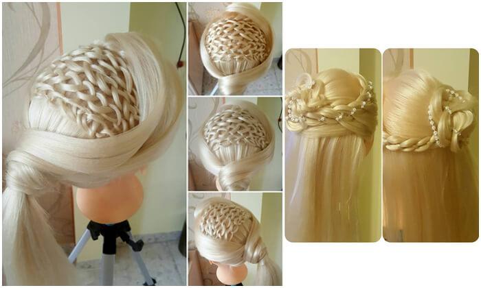 4 סדנה אישית לאיפור ועיצוב שיער בבית הספר למקצועות היופי בבאר שבע
