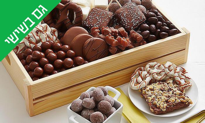 4 מארז שי מבוטיק השוקולד לה פואם