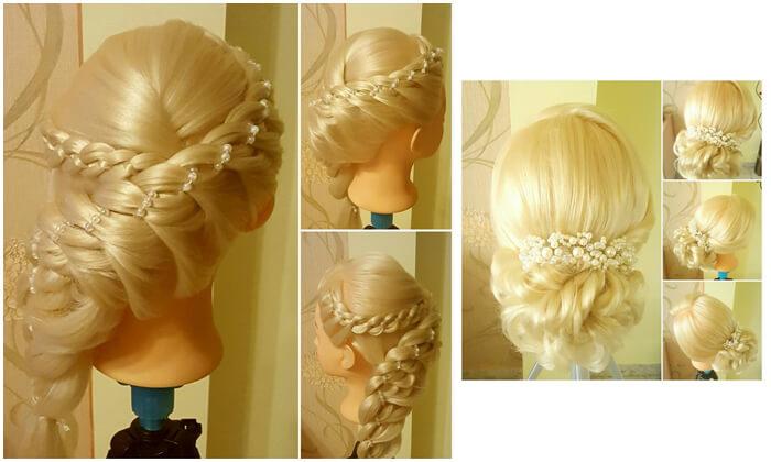 5 סדנה לאיפור ועיצוב שיער בבית הספר למקצועות היופי בבאר שבע