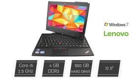 נייד Lenovo עם מסך 12.5 אינץ'