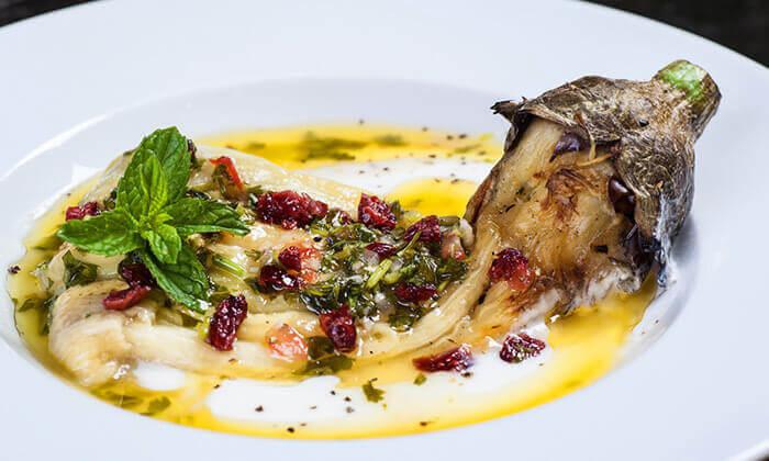 8 מסעדת מושבוצ ברמת הגולן - ארוחת בשרים זוגית
