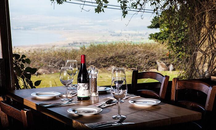 9 מסעדת מושבוצ ברמת הגולן - ארוחת בשרים זוגית