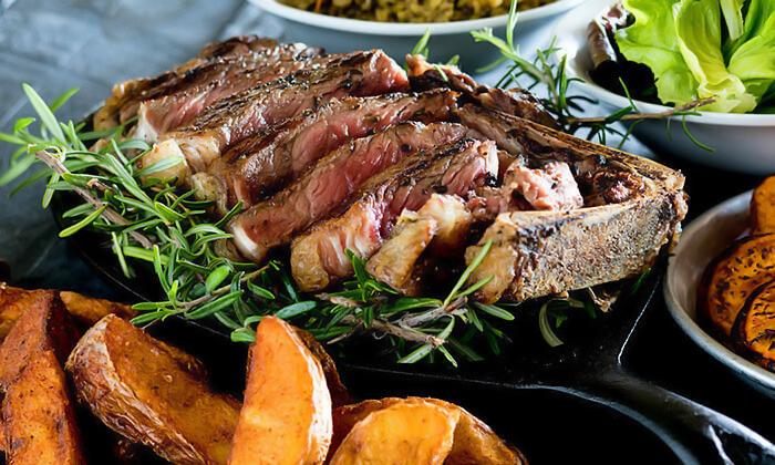 10 מסעדת מושבוצ ברמת הגולן - ארוחת בשרים זוגית