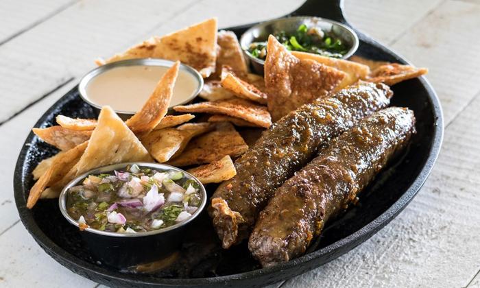 11 מסעדת מושבוצ ברמת הגולן - ארוחת בשרים זוגית