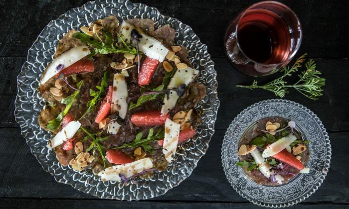 12 מסעדת מושבוצ ברמת הגולן - ארוחת בשרים זוגית