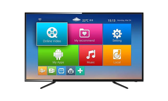 2 טלוויזיה חכמה NEON, מסך 39 אינץ'