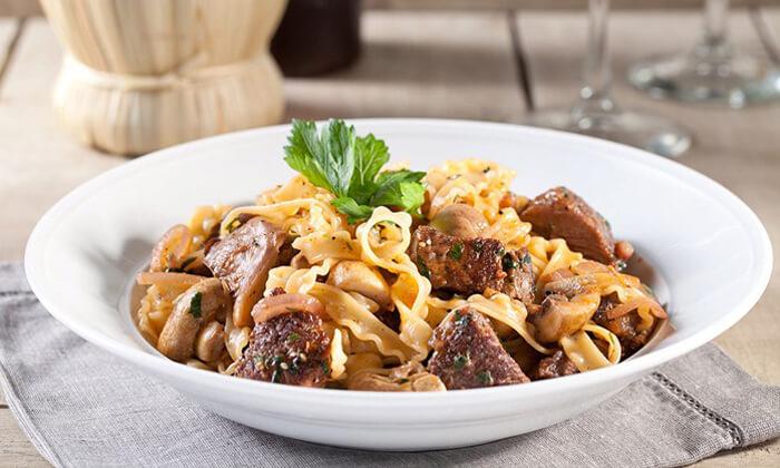7 ארוחה זוגית במסעדת ג'ויה האיטלקית, סניף סינמטק תל אביב