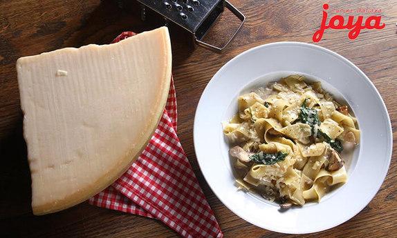 ארוחה זוגית איטלקית בג'ויה