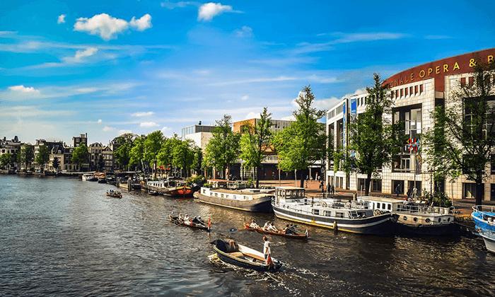 3 מגוון סיורים לבחירה באמסטרדם