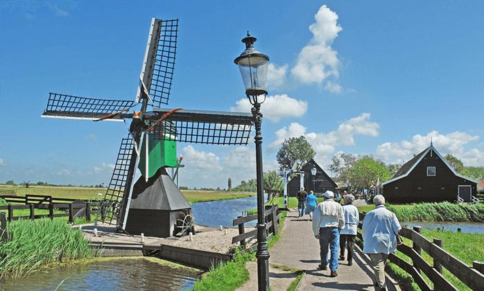 15 מגוון סיורים לבחירה באמסטרדם