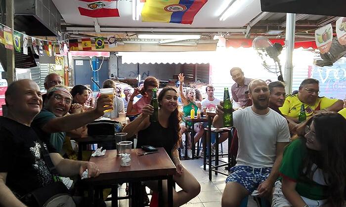 4 ארוחה מקסיקנית זוגית ב'ויוה מקסיקו', שוק הכרמל