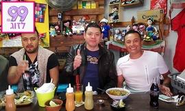 ארוחה מקסיקנית זוגית