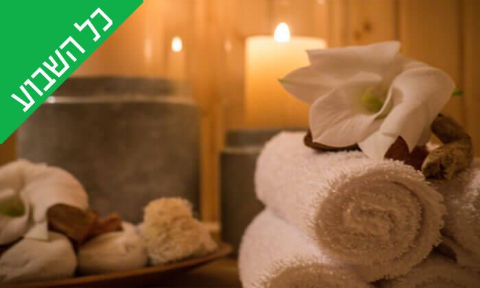 5 חבילת פינוק במלון אינדיגו, רמת גן