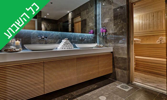 6 חבילת פינוק במלון אינדיגו, רמת גן
