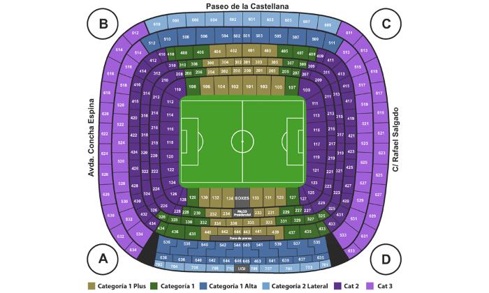 10 משחקי ריאל מדריד 2019