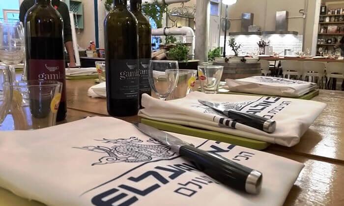 4 סדנת בשרים במבשלים חוויה - הבית של סדנאות הבישול, תל אביב