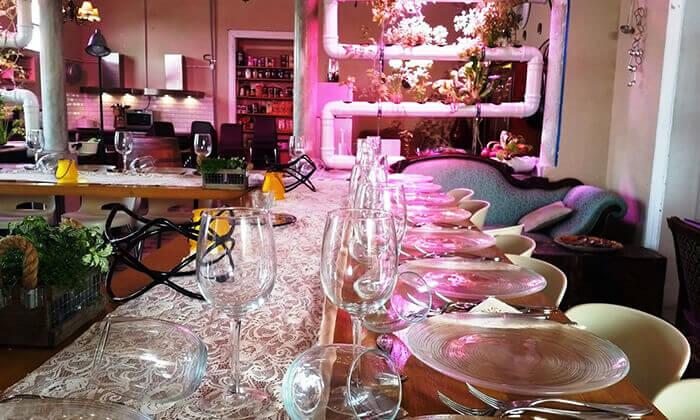 5 סדנת בשרים במבשלים חוויה - הבית של סדנאות הבישול, תל אביב