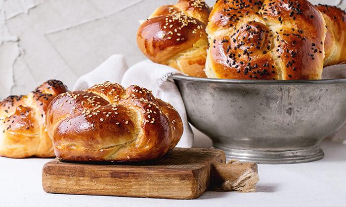 3 סדנת אפייה במבשלים חוויה - הבית של סדנאות הבישול, תל אביב