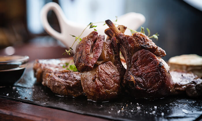 3 סדנת פיוז'ן בשרים במבשלים חוויה - הבית של סדנאות הבישול, תל אביב
