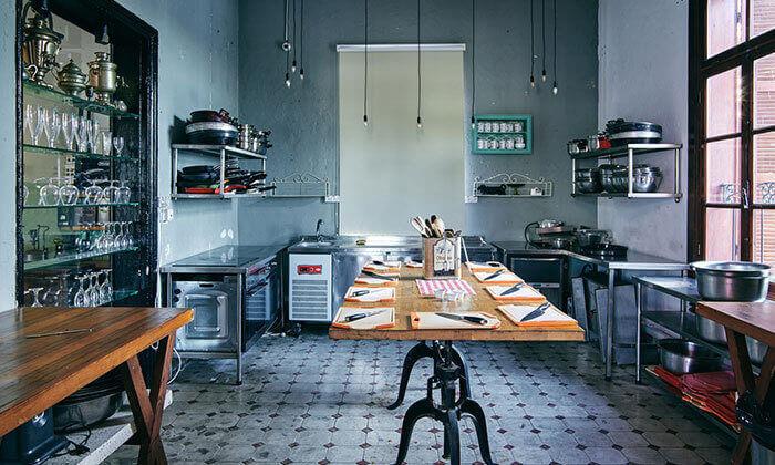9 סדנת פיוז'ן בשרים במבשלים חוויה - הבית של סדנאות הבישול, תל אביב