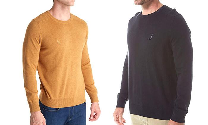 2 סוודר לגבר Nautica