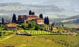 חופשה בלב טוסקנה, איטליה