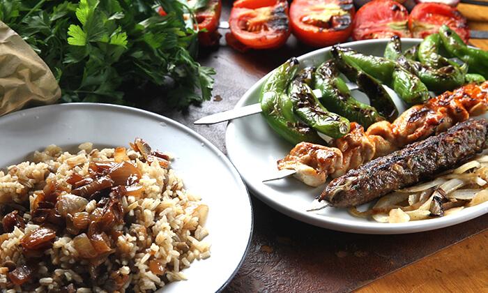 4 ארוחת בשרים במסעדת פטרוזיליה הכשרה, שדרות רוטשילד תל אביב