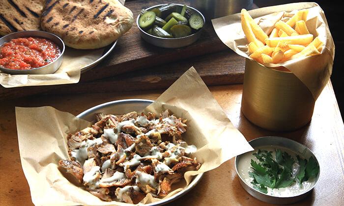 11 ארוחת בשרים במסעדת פטרוזיליה הכשרה, שדרות רוטשילד תל אביב