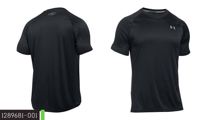 7 חולצת אימון לאשה ולגבר UNDER ARMOUR