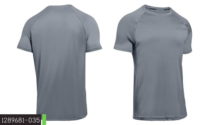 8 חולצת אימון לאשה ולגבר UNDER ARMOUR