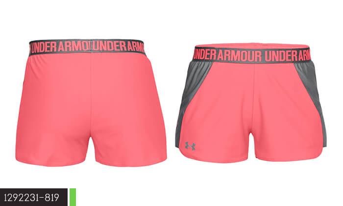 4 מכנסיים קצרים לנשים UNDER ARMOUR